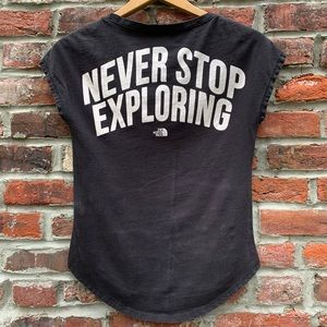 The North Face | Never Stop Exploring Tee